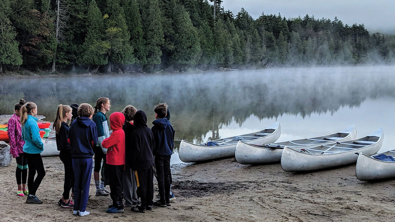 Fieldwork prepares students by learning on location